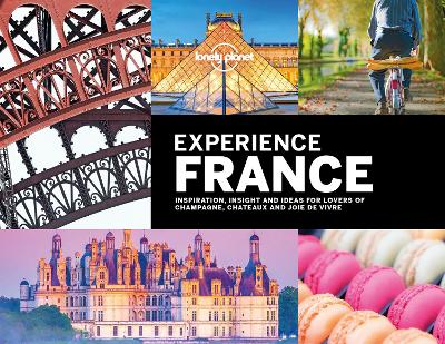 Lonely Planet Experience France book