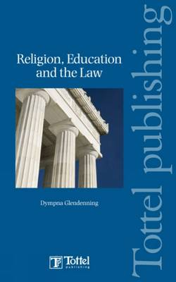 Education, Religion and the Law book