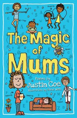 The Magic of Mums book
