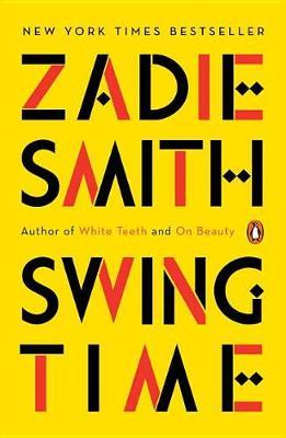 Swing Time book