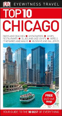 Top 10 Chicago by DK Travel