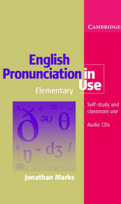 English Pronunciation in Use Elementary Audio CD Set (5 CDs) book