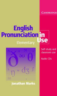 English Pronunciation in Use Elementary Audio CD Set (5 CDs) book