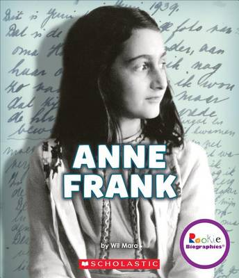Anne Frank by Wil Mara