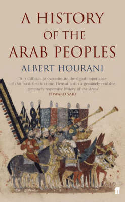 History of the Arab Peoples by Albert Hourani