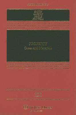 Property: Cases and Materials by James Charles Smith, Professor