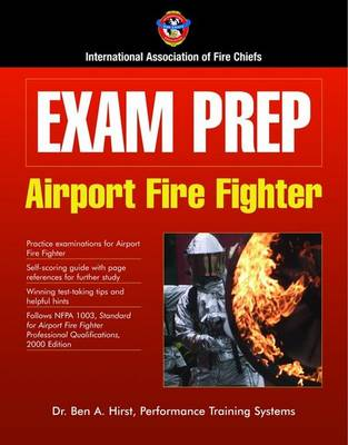 Exam Prep: Airport Fire Fighter book