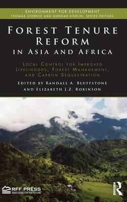 Forest Tenure Reform in Asia and Africa book