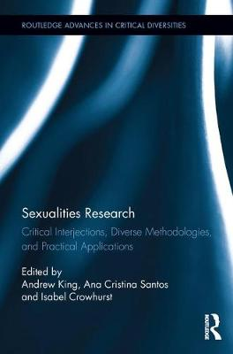 Sexualities Research by Andrew King