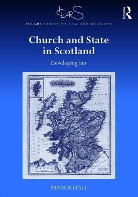 Church and State in Scotland book