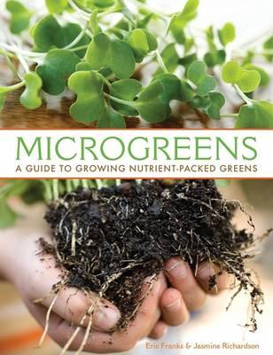 Microgreens by Jasmine Richardson