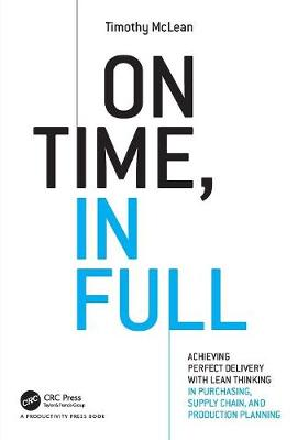 On Time, In Full book