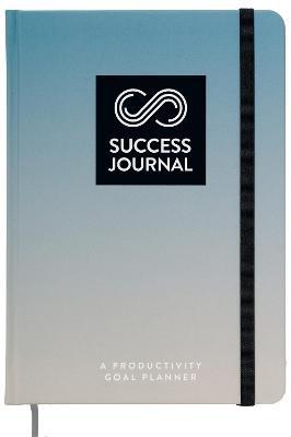Success Journal / Serious Blue: A Productivity Goal Planner by Matthias Hechler