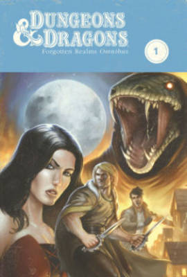 Dungeons & Dragons Forgotten Realms Omnibus by Lee Ferguson