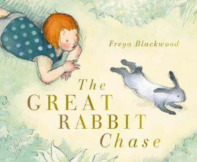 Great Rabbit Chase book