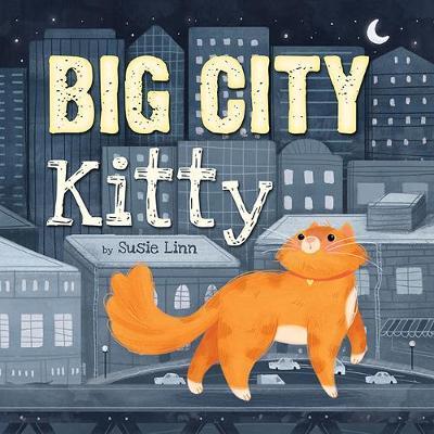Big City Kitty book