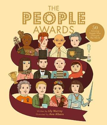 The People Awards by Ana Albero