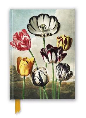 Temple of Flora: Tulips (Foiled Journal) by Flame Tree Studio