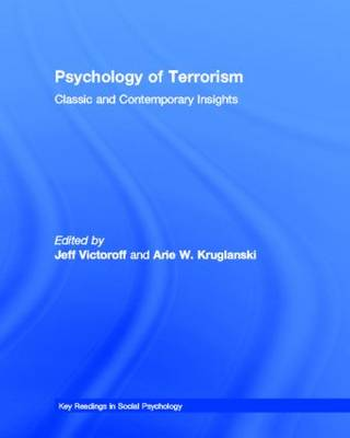 Psychology of Terrorism by Jeff Victoroff
