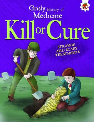 Kill or Cure book