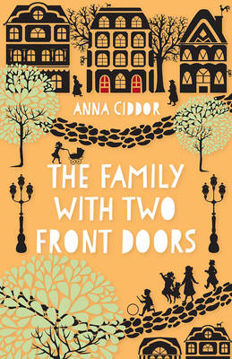 Family with Two Front Doors book