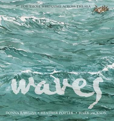Waves by Donna Rawlins