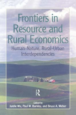 Frontiers in Resource and Rural Economics book
