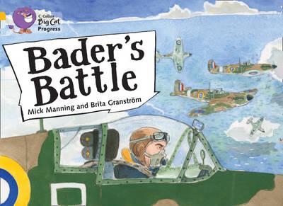 Bader's Battle by Brita Granstrom