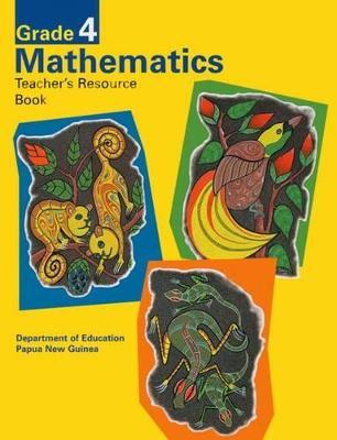 G4 Mathematics Teacher Resource Book Bookseller Edition book