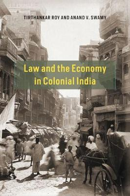 Law and the Economy in Colonial India by Tirthankar Roy