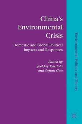 China's Environmental Crisis book