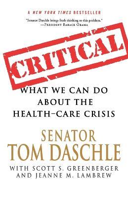 Critical by Scott S. Greenberger