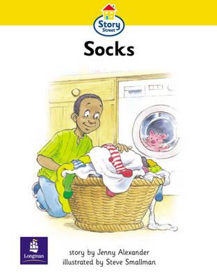 Step 1 Socks Story Street KS1 by Jenny Alexander