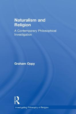 Naturalism and Religion book