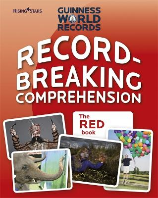 Record Breaking Comprehension Red Book by Guinness World Records