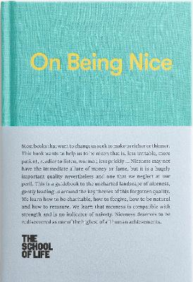 On Being Nice by The School of Life