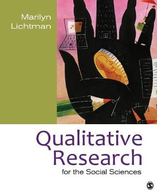 Qualitative Research for the Social Sciences by Marilyn V. Lichtman