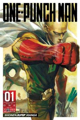 One-Punch Man, Vol. 1 book