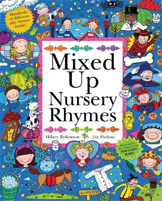 Mixed Up Nursery Rhymes by Hilary Robinson