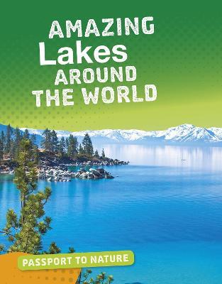 Amazing Lakes Around the World book