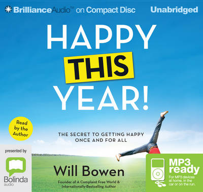 Happy This Year! by Will Bowen