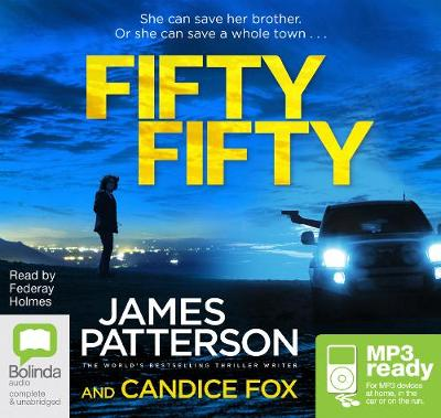 Fifty Fifty by Candice Fox