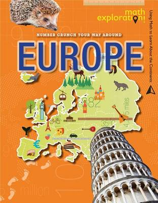 Number Crunch Your Way Around Europe by Joanne Randolph