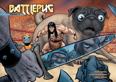Battlepug Vol. 4 book