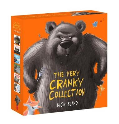 Very Cranky Collection by Nick Bland