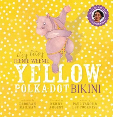 Itsy Bitsy Teenie Weenie Pb+CD by Paul Vance