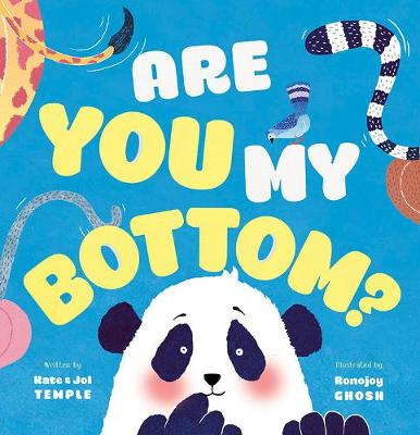 Are You My Bottom? book