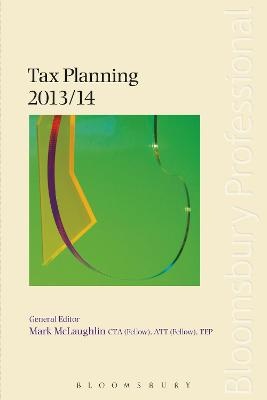 Tax Planning 2013/14 by Mark McLaughlin