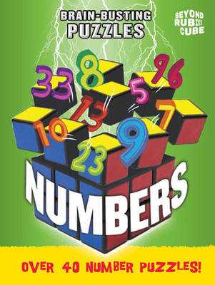 Beyond the Cube: Number Puzzle by Sarah Khan