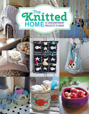 The Knitted Home by Sian Brown